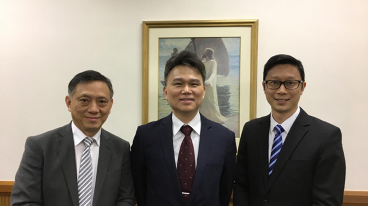 中國香港西九龍支聯會會長團