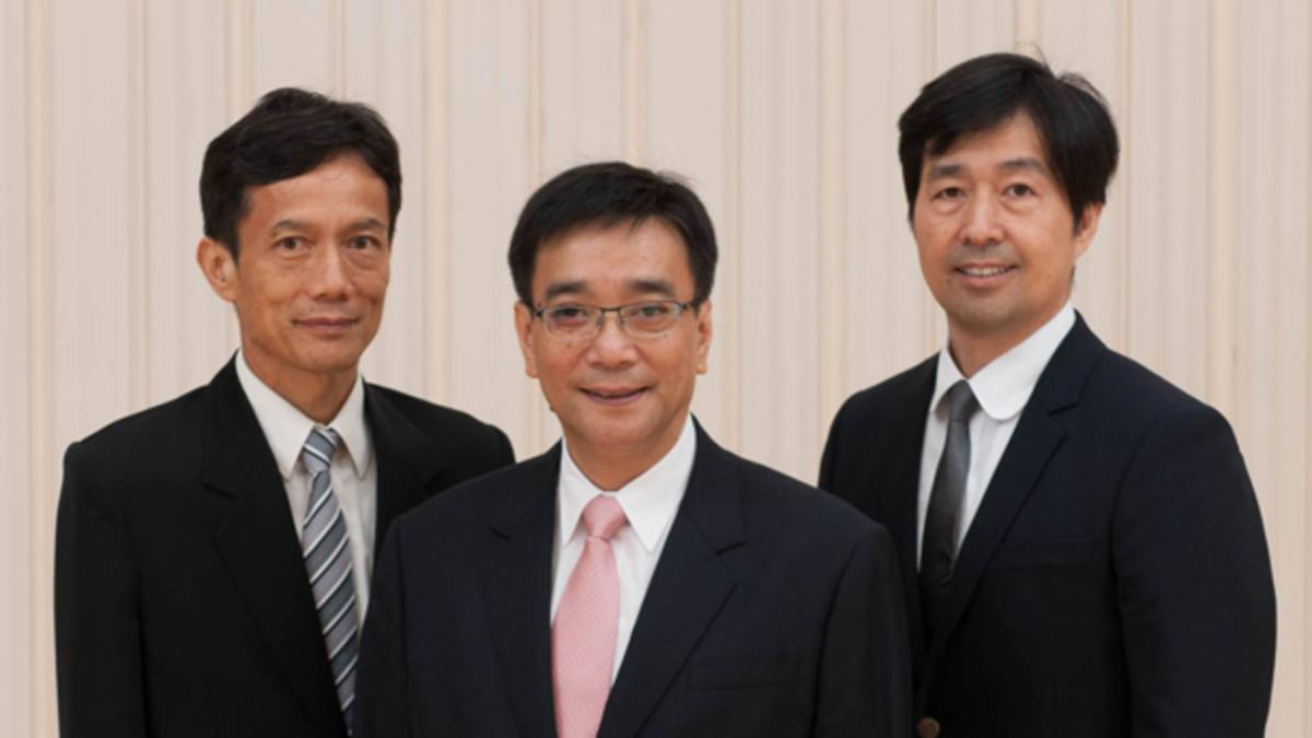 中國香港獅子山支聯會會長團