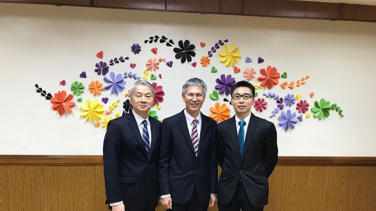 中國香港吐露港支聯會會長團