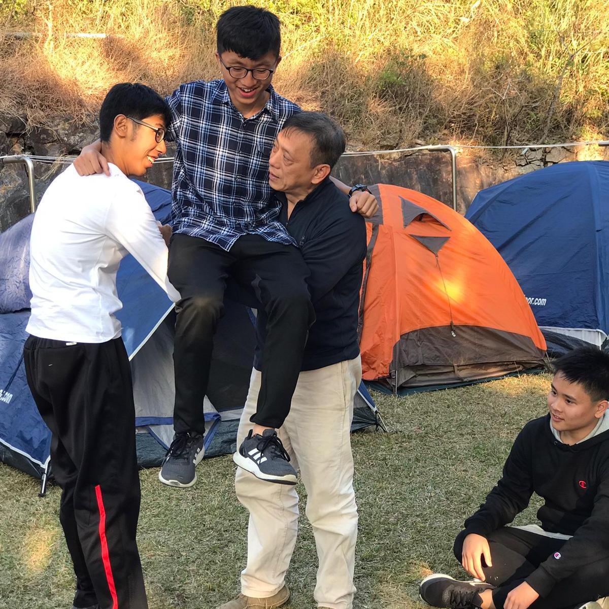 2019年男女青年聯合露營 05