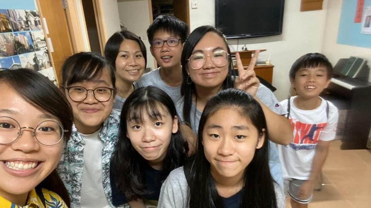 賴鄭惠薰 東涌支會