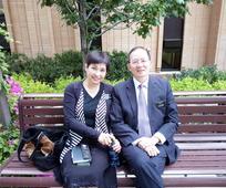 夫婦傳教士專訪