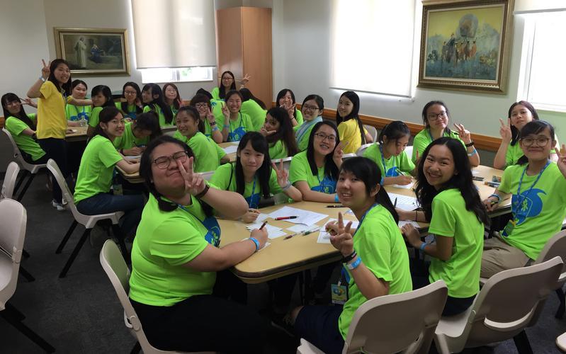 香港2017鞏固青年大會(FSY)--相片分享