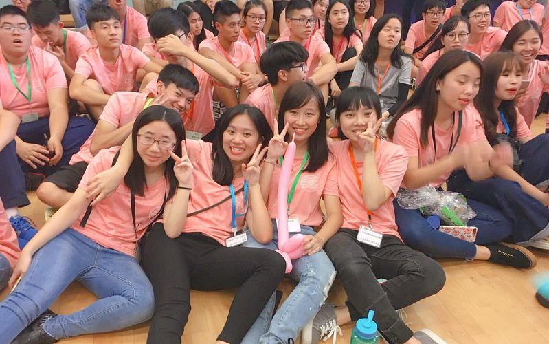 西九龍支聯會青年大會見證分享