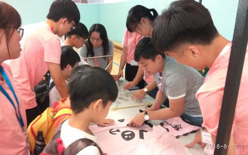 東九龍支聯會青年大會見證分享