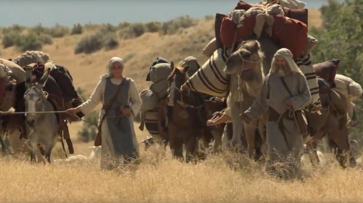 主命令李海的家庭離開耶路撒冷 | 尼腓一書第1~2章