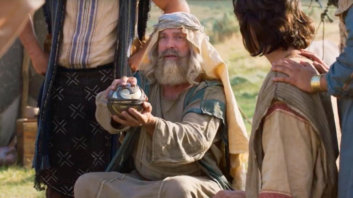 主指引李海的旅程 | 尼腓一書第16章