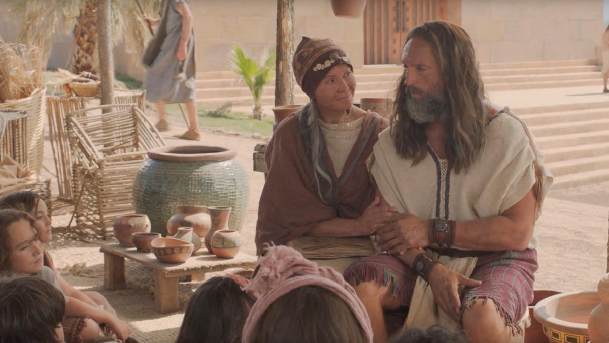 尼腓講解基督的教義|尼腓二書第31~32章