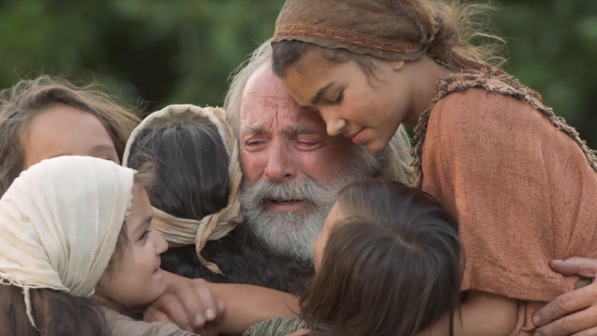 李海最後給家人的祝福|尼腓二書第1~4章
