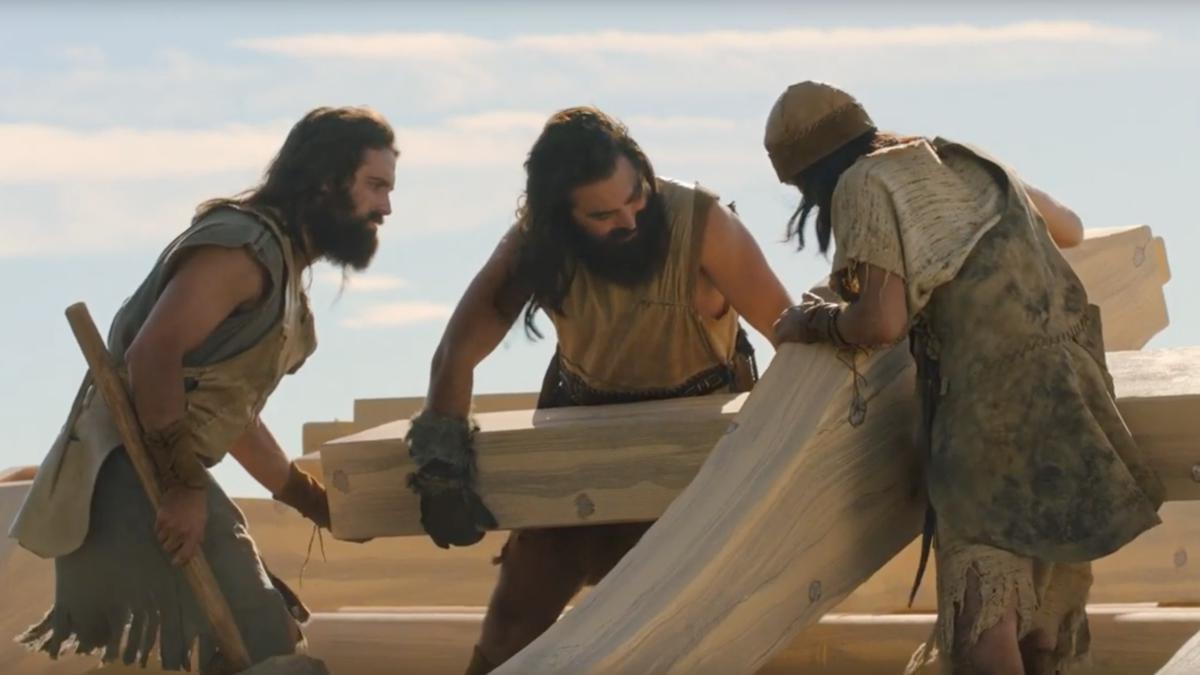 主命令尼腓造一艘船 | 尼腓一書第17~18章