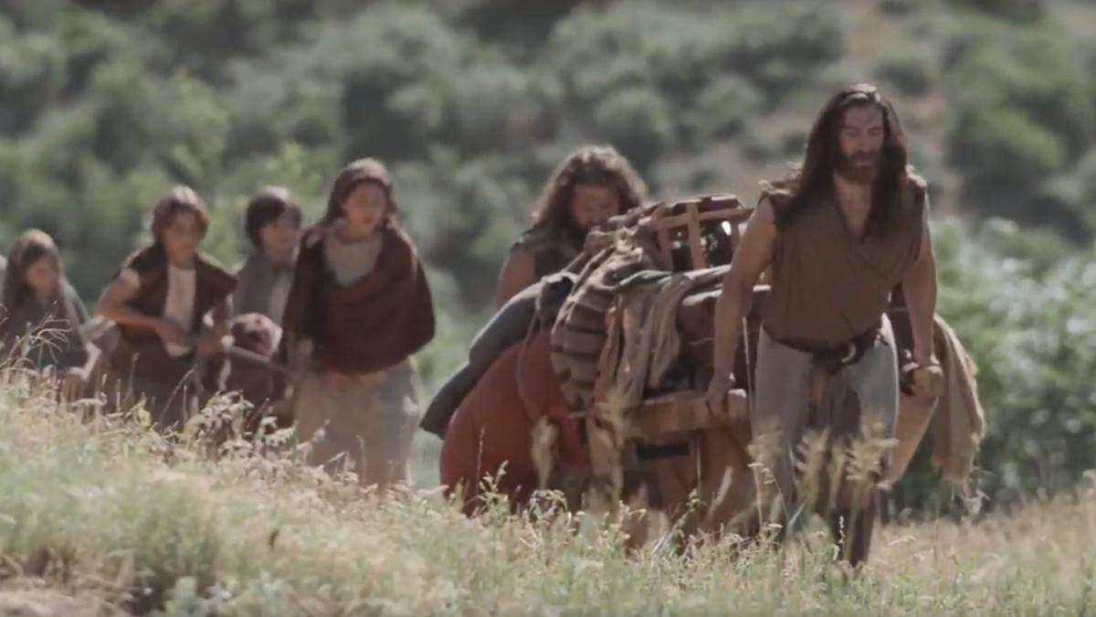 尼腓人與拉曼人分開|尼腓二書第5章