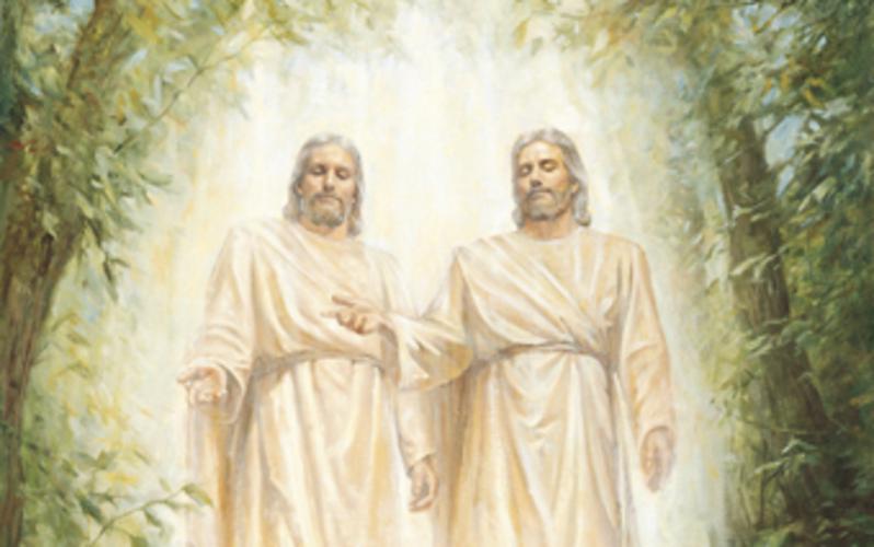 天父和耶穌基督