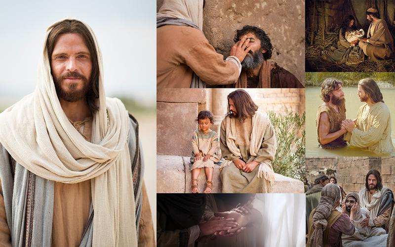 Jesus Christ's life