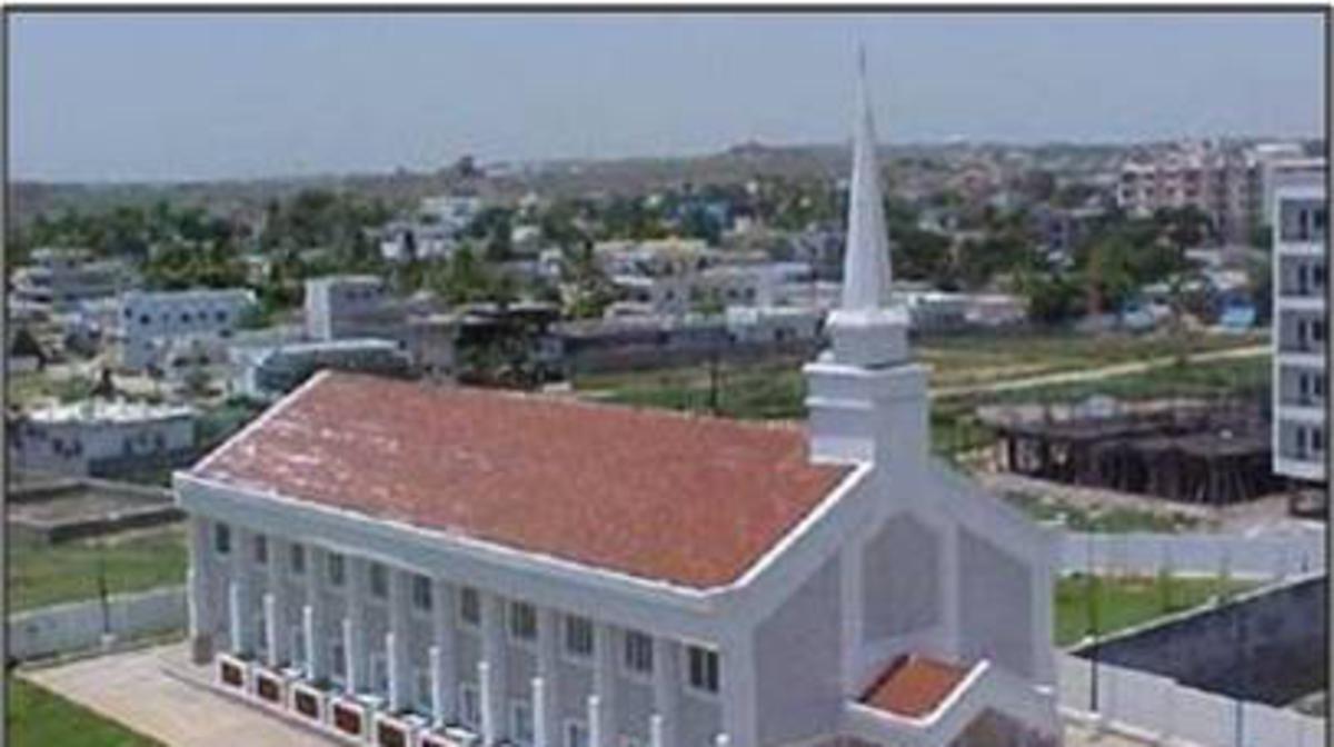 Madinaguda Ward 2