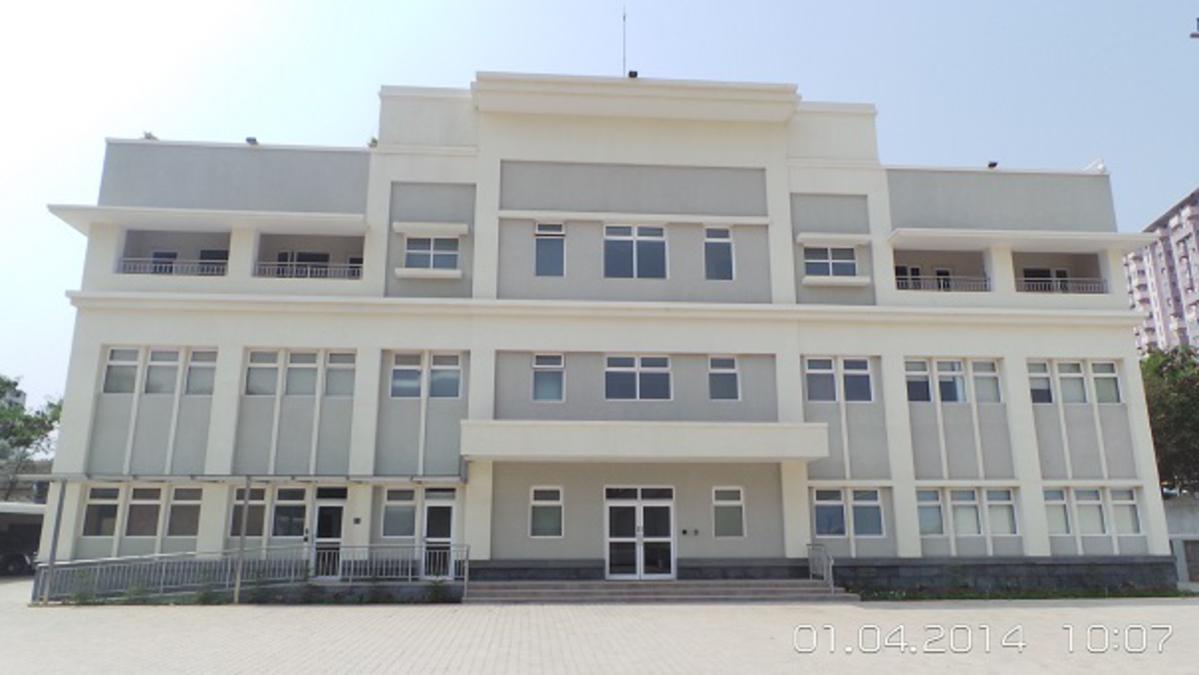 India Bangalore Mission Office