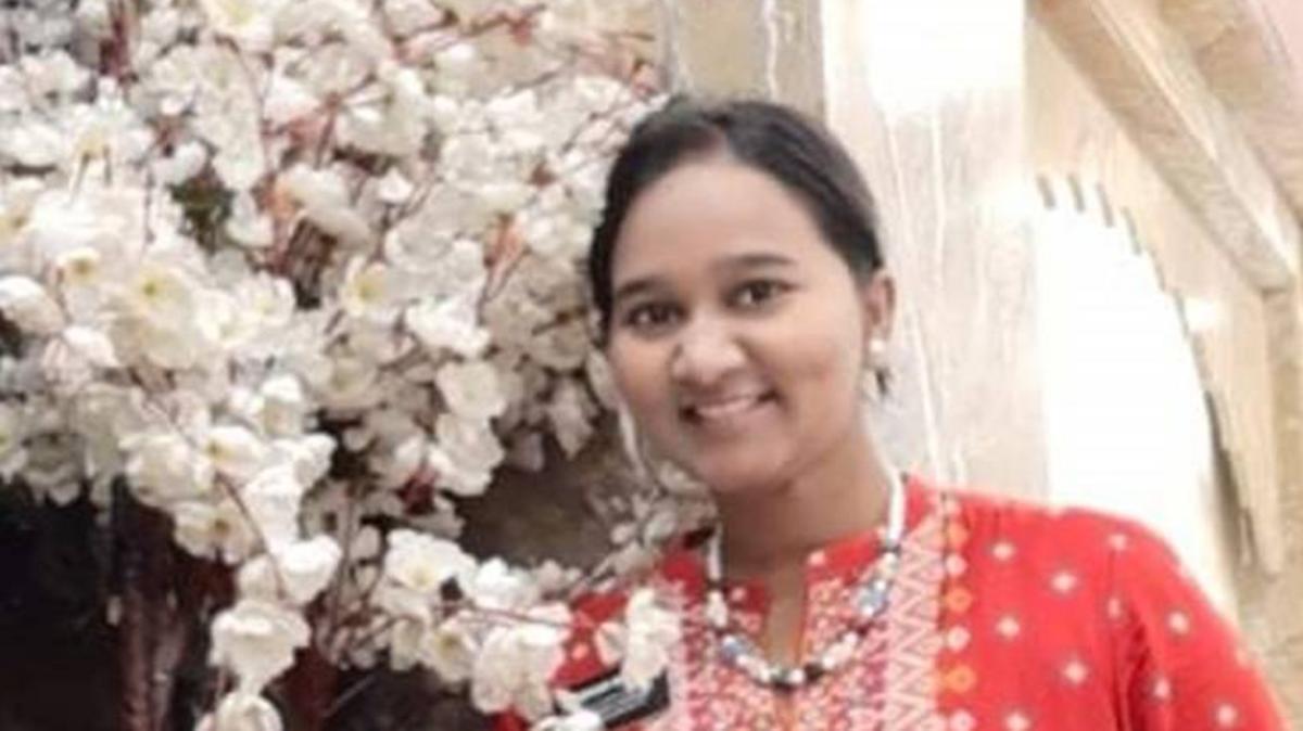 Anisha Rayudu, Madinaguda Ward