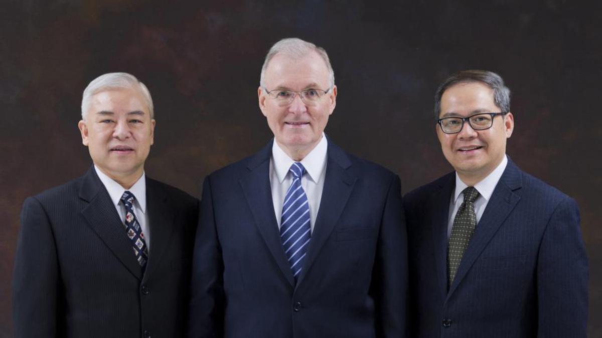 Presidensi Area Asia yang Baru Mulai Melayani di Hong Kong