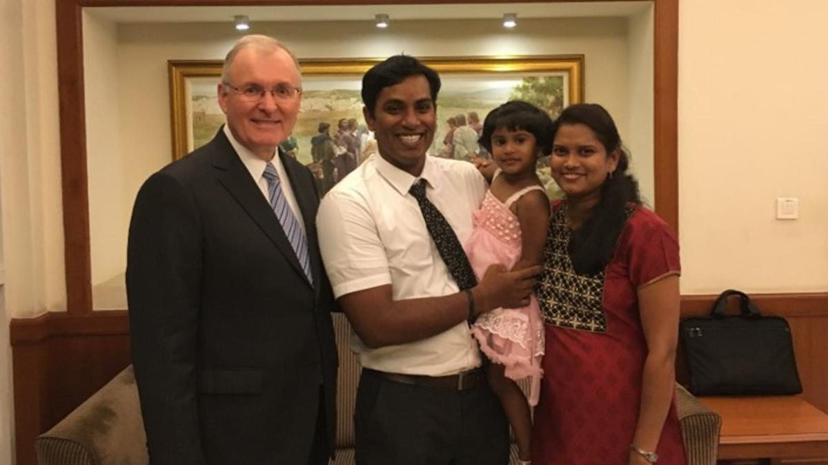Former Missionary Family 2
