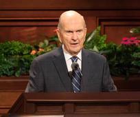 """Presiden Nelson Menekankan Pentingnya Yesus Kristus dalam Nama Gereja: """"Ini adalah Gereja-Nya"""""""