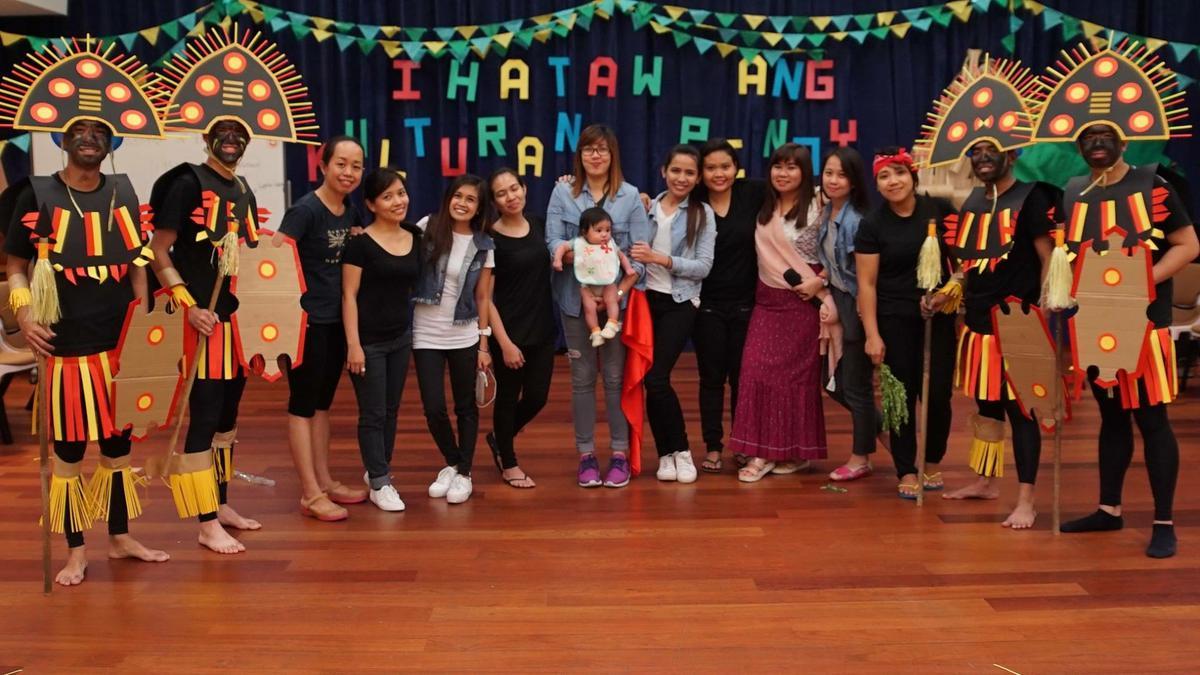 SG 3rd Ward Talent Night 2016: Ihataw ang Kulturang Pinoy