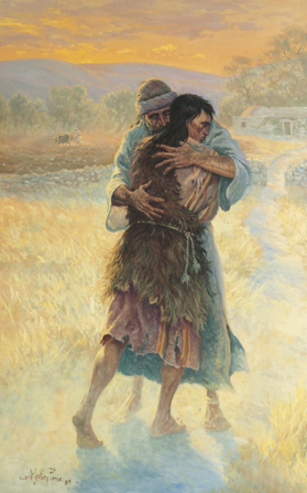2路加福音15:31—32
