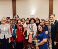 第二屆台灣北區姊妹大會—啟發之靈使我的靈魂充滿喜樂