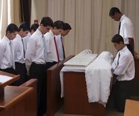 亞洲區域領袖訊息:「探索聖餐聖詩中的教義」