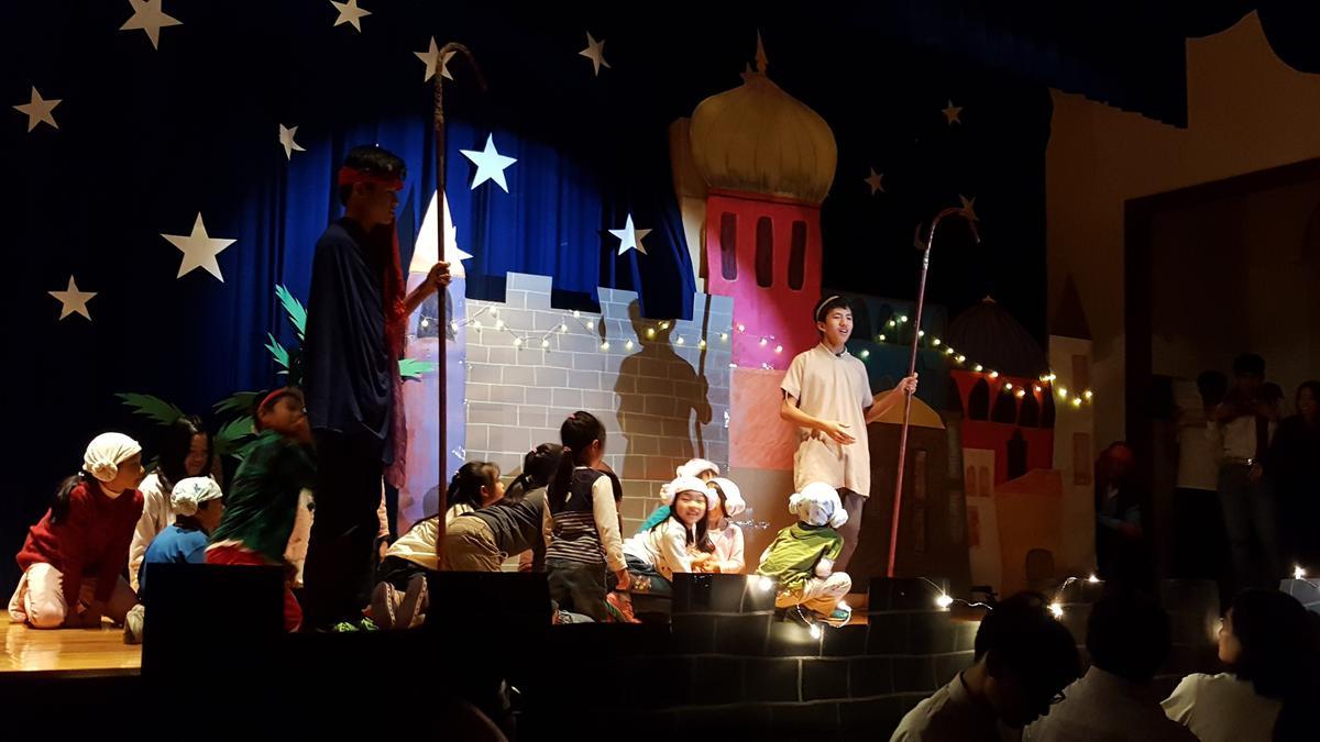 那光是真光,照亮一切生在世上的人—新竹支聯會