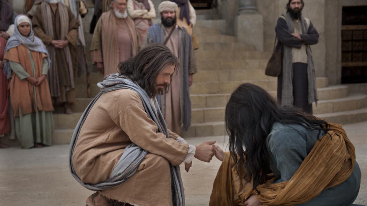 父啊!赦免他們;因為他們所做的,他們不曉得。