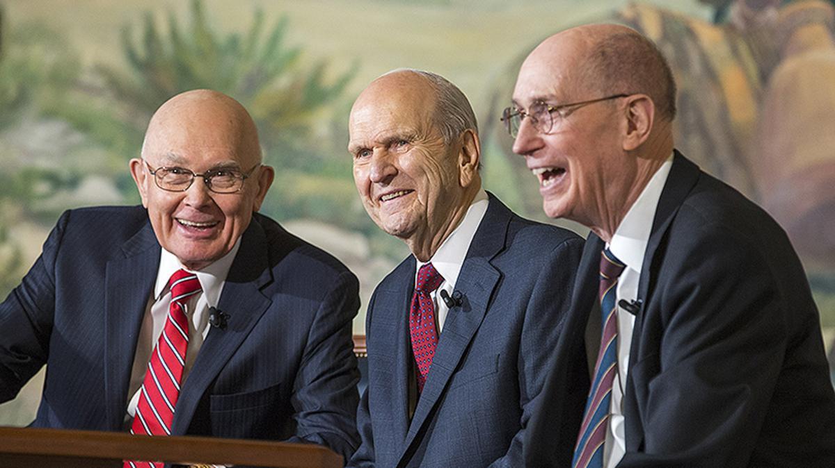 Verklaring van het Eerste Presidium over de financiën van de kerk
