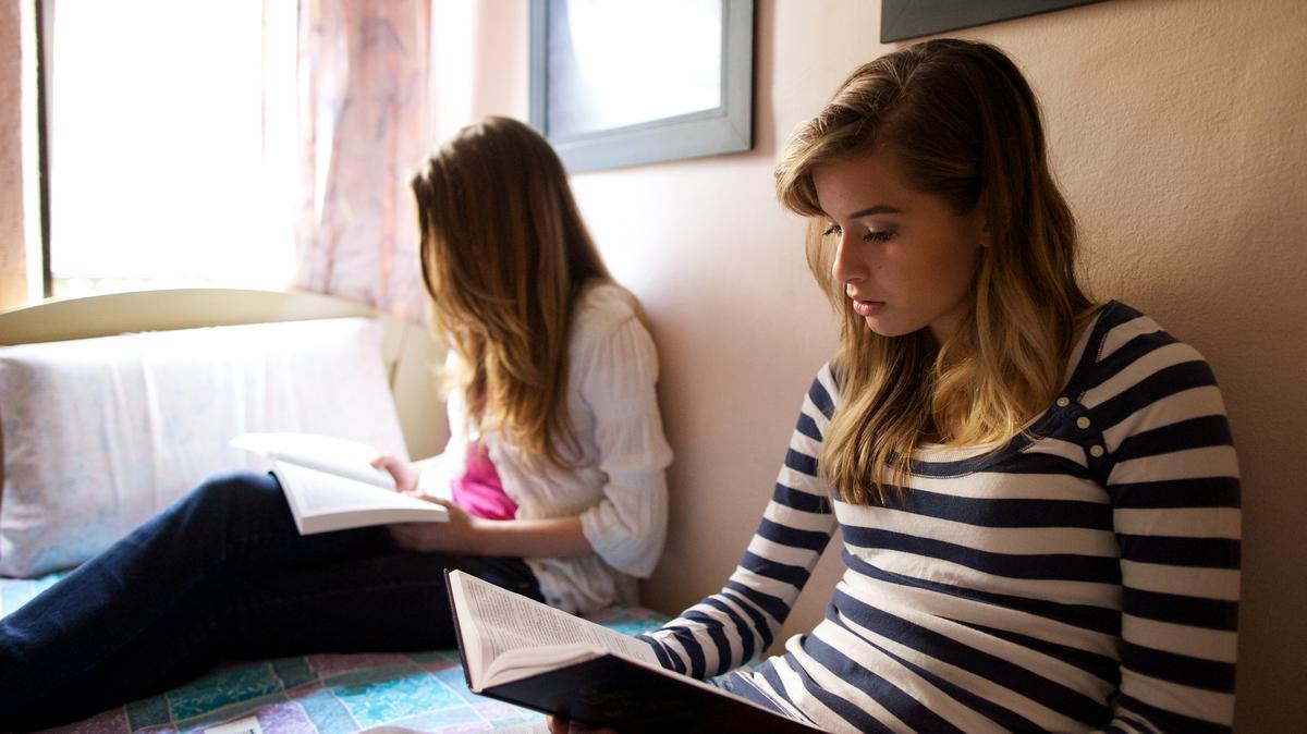 Os membros de A Igreja de Jesus Cristo dos Santos dos Últimos Dias usam a Bíblia e o Livro de Mórmon para aprender e ensinar o evangelho de Jesus Cristo