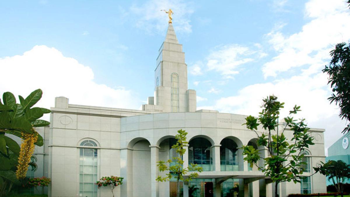 Templo de Recife, no Brasil
