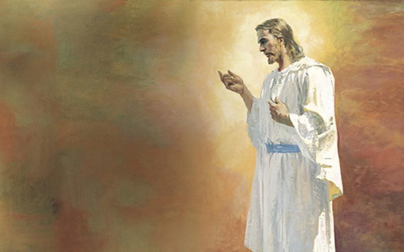 Imagem de Jesus Cristo.
