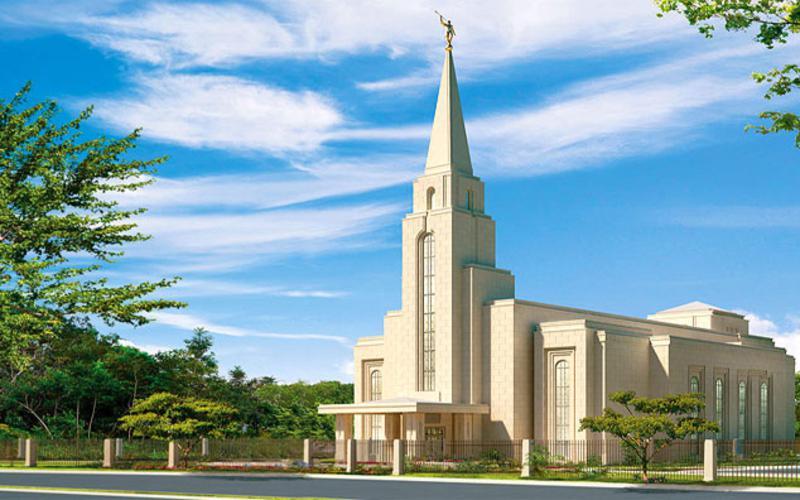 Templo Mórmon em Manaus.
