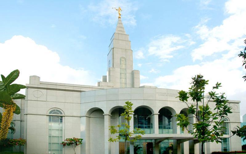 Templo Mórmon em Recife.