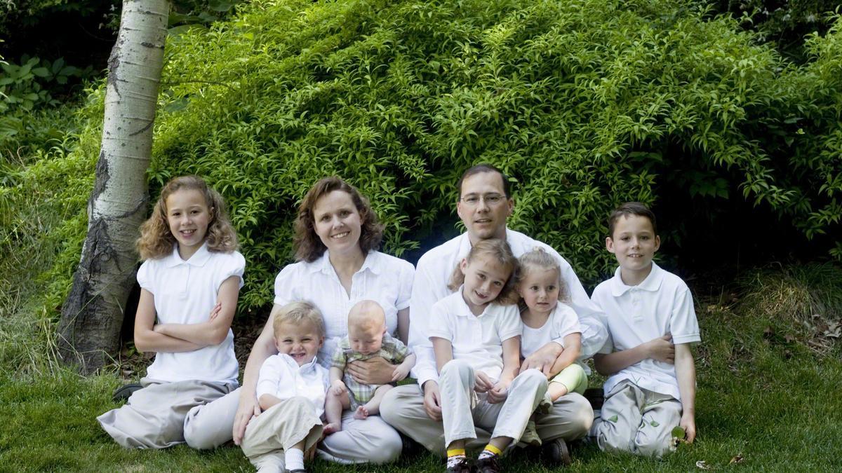 Família da Igreja de Jesus Cristo dos Santos dos Últimos Dias