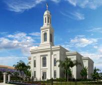 O templo em Fortaleza, é um dos tipos de edifícios onde são realizadas ordenanças sagradas, como os casamentos eternos.
