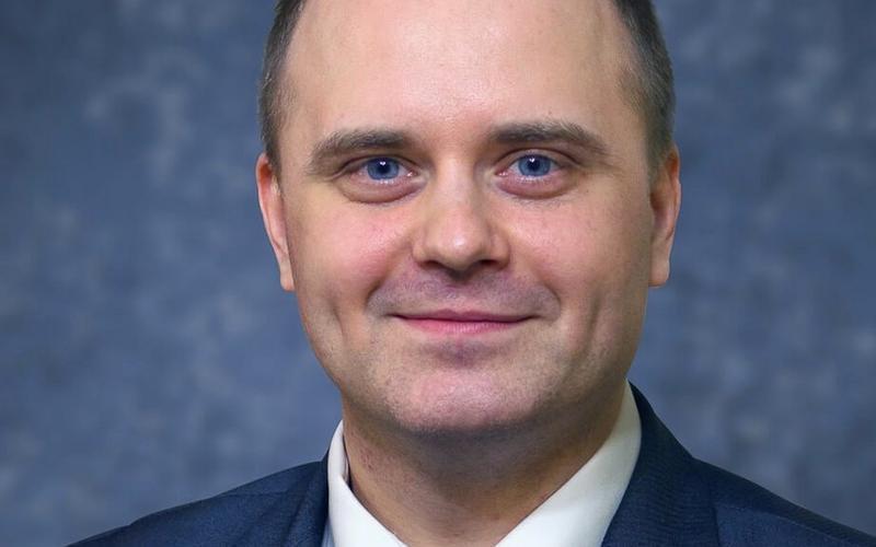 старейшина Владислав Горностаев