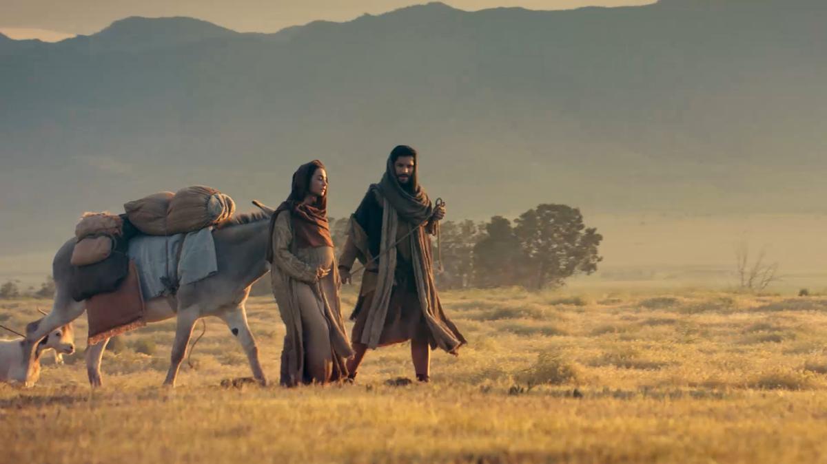 Детето Христос: История за рождеството