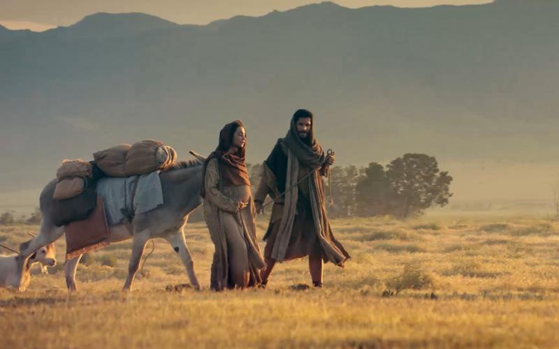 Вдъхновяваща история за раждането на Спасителя