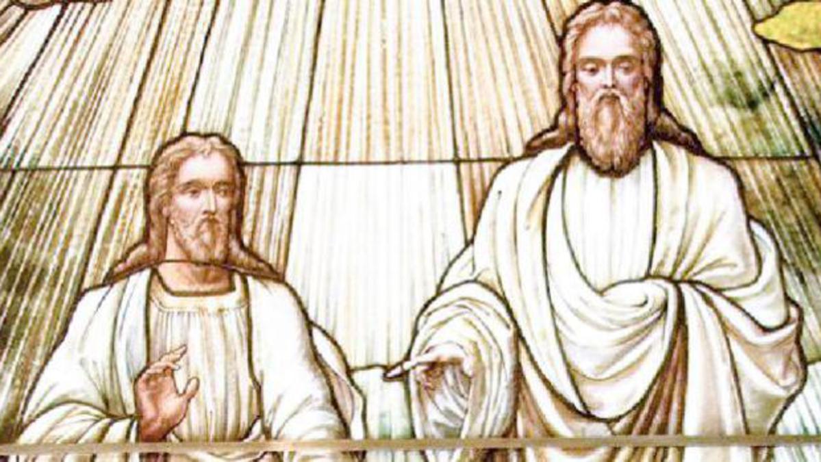 В Писанията само в няколко свещени случая хората чуват гласа на Небесния Отец.