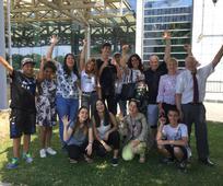 Участници в конференцията в Бистрица