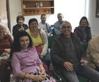 Участници в конференцията се наслаждават на духовните семинари