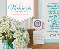 Annonce de la conférence des femmes