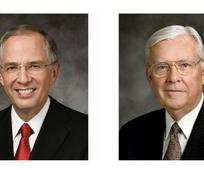 President M. Russell Ballard and Elder Neal L. Anderson
