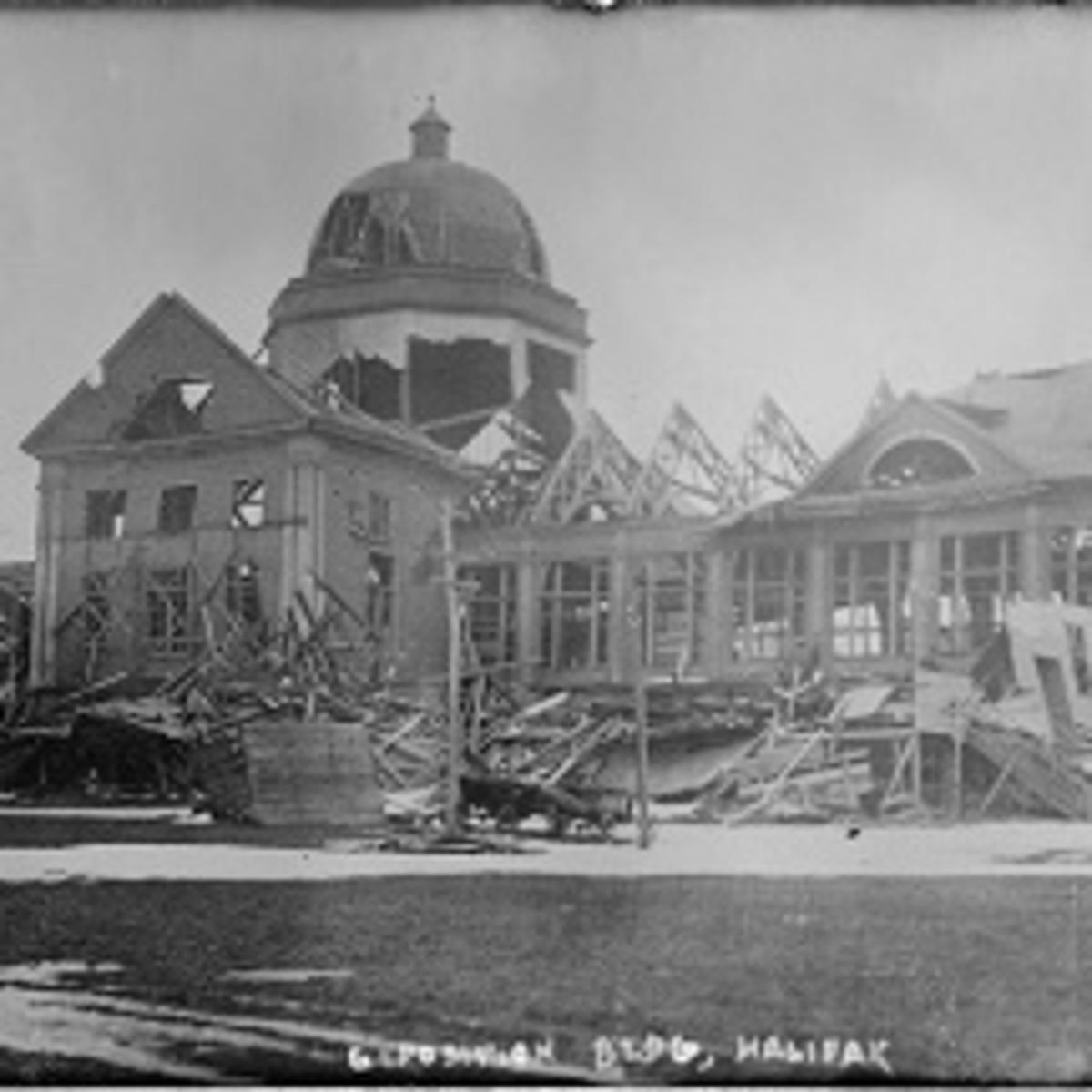 Remembrance Day.Halifax Explosion Aftermath2.jpg