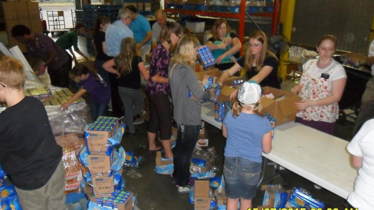 Regina Members Support Northern Fire Relief Efforts