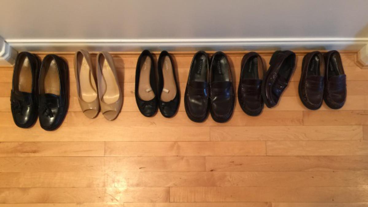 Shoes, Sabbath, Sacrament: The Ordinary Becomes Extraordinary