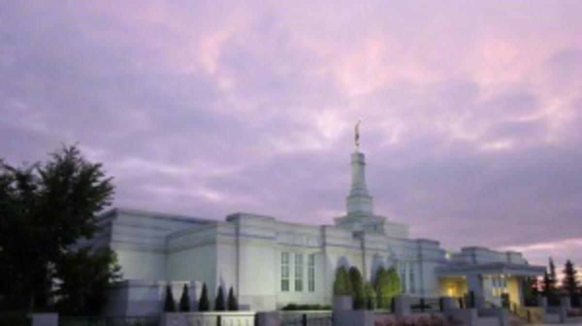 Photo of the Temple
