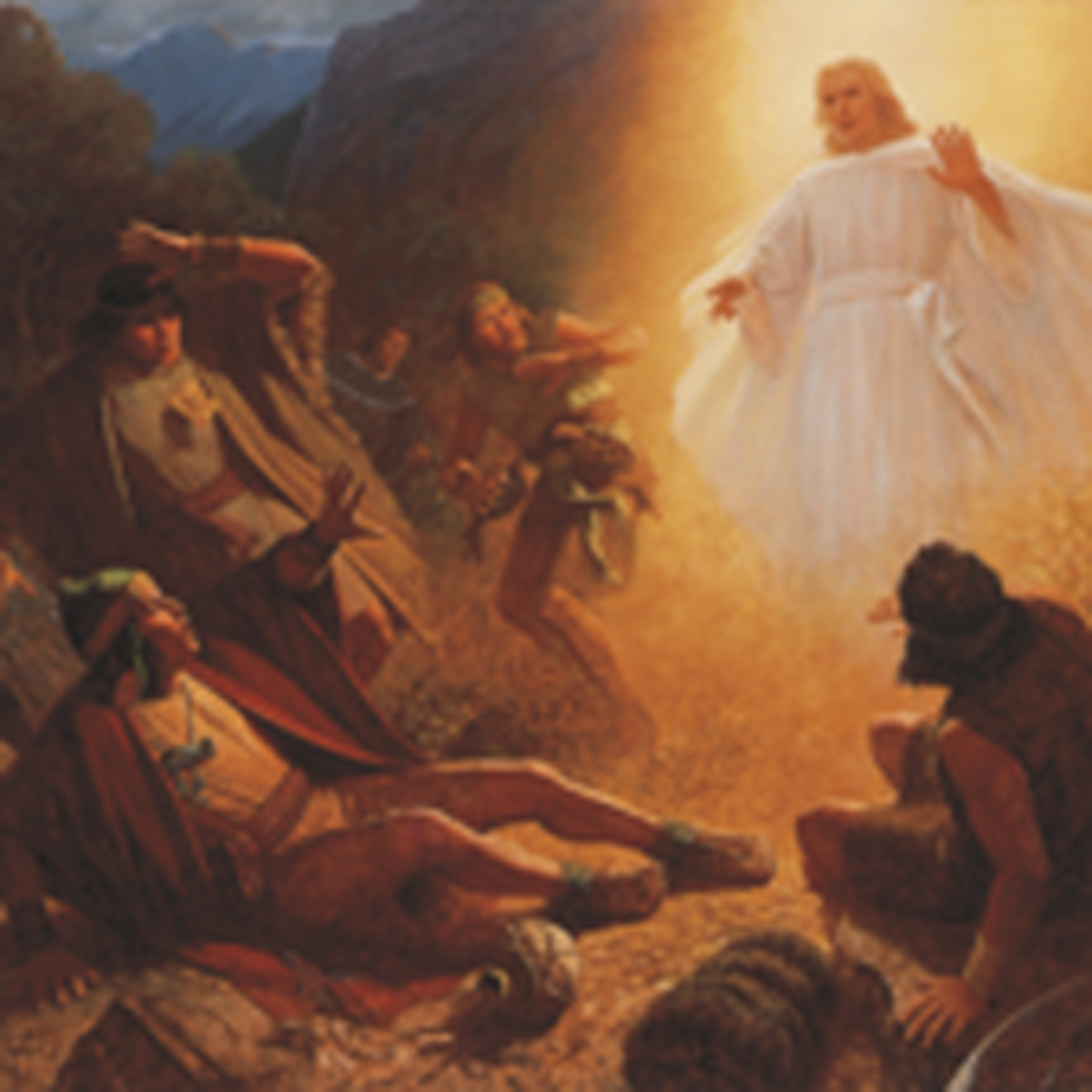 Four Sons of Mosiah
